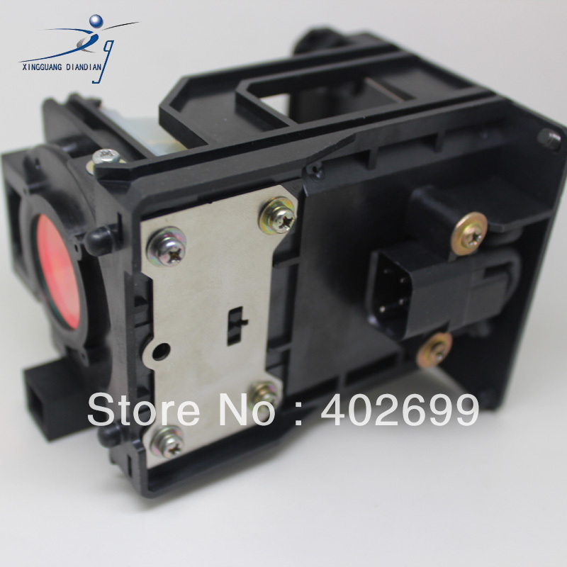 VT60LP projector lamp with housing for NEC VT46 VT460 VT460K VT465 VT475 VT560 VT660 VT660K free shipping original projector lamp vt60lp for nec vt46 vt46ru vt460 vt460k vt465 vt475 vt560 vt660 vt660k