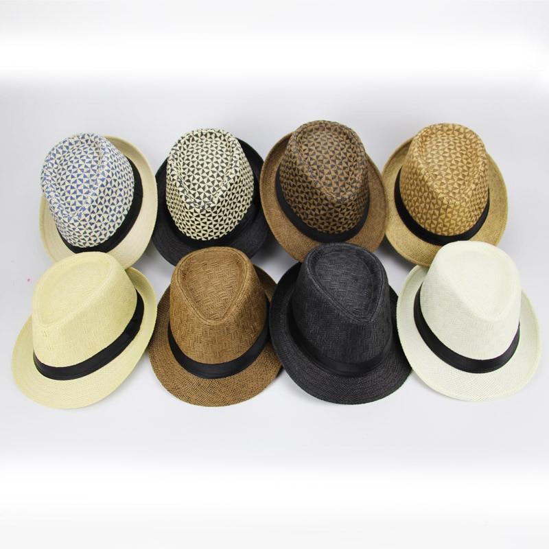 2018 nuevo estilo de Inglaterra hombres Fedora Jazz sombrero hombres ... eb2090057ac
