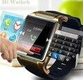 Hot original oi watch2 l18 smart watch de pulso à prova d' água com 2.0 m câmera do bluetooth cartão sim e tf cartão apoio facebook Twitter