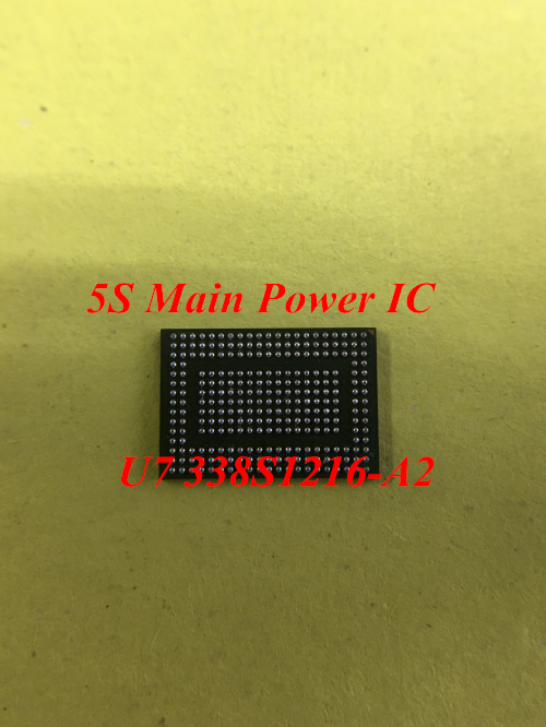 4pcs/lot 338s1216-A2 Power Management Main Power IC U7 For iPhone 5S 338s1216 ...