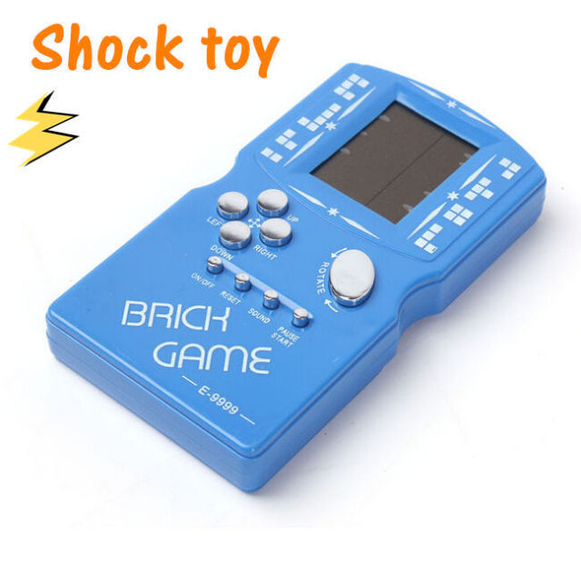 Game Electric Shock Toys Novelty Electric Prank Toy