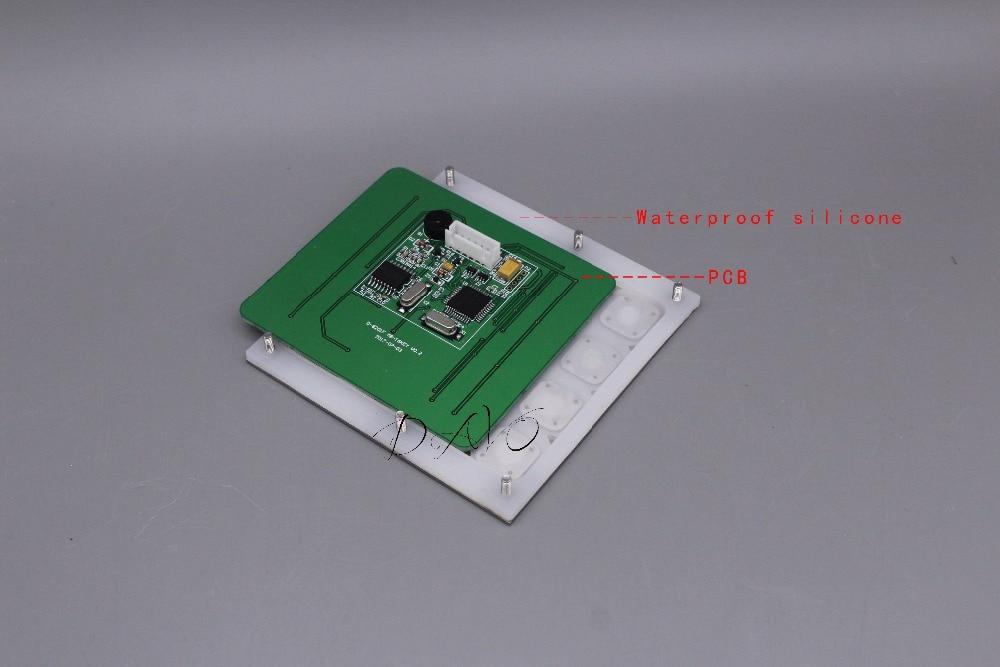 Metalen matrix toetsenbord IP65 waterdicht industrieel toetsenbord op - Computerrandapparatuur - Foto 5