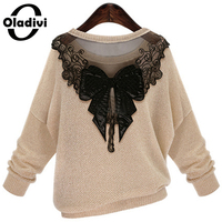 2017 Autumn Winter Fashion Women Cashmere Sweaters And Pullovers O Neck Solid Color Long Sleeve Knitted