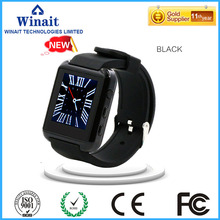 NX8 smart watch phone with pedometer for both android phone and iphone free shipping