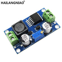 ! 10PCS XL6019 5A Current DC to DC Adjustable Boost Power Supply Board Module