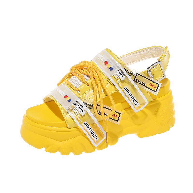 كبير LUCYLEYTE وحيد أحذية 8