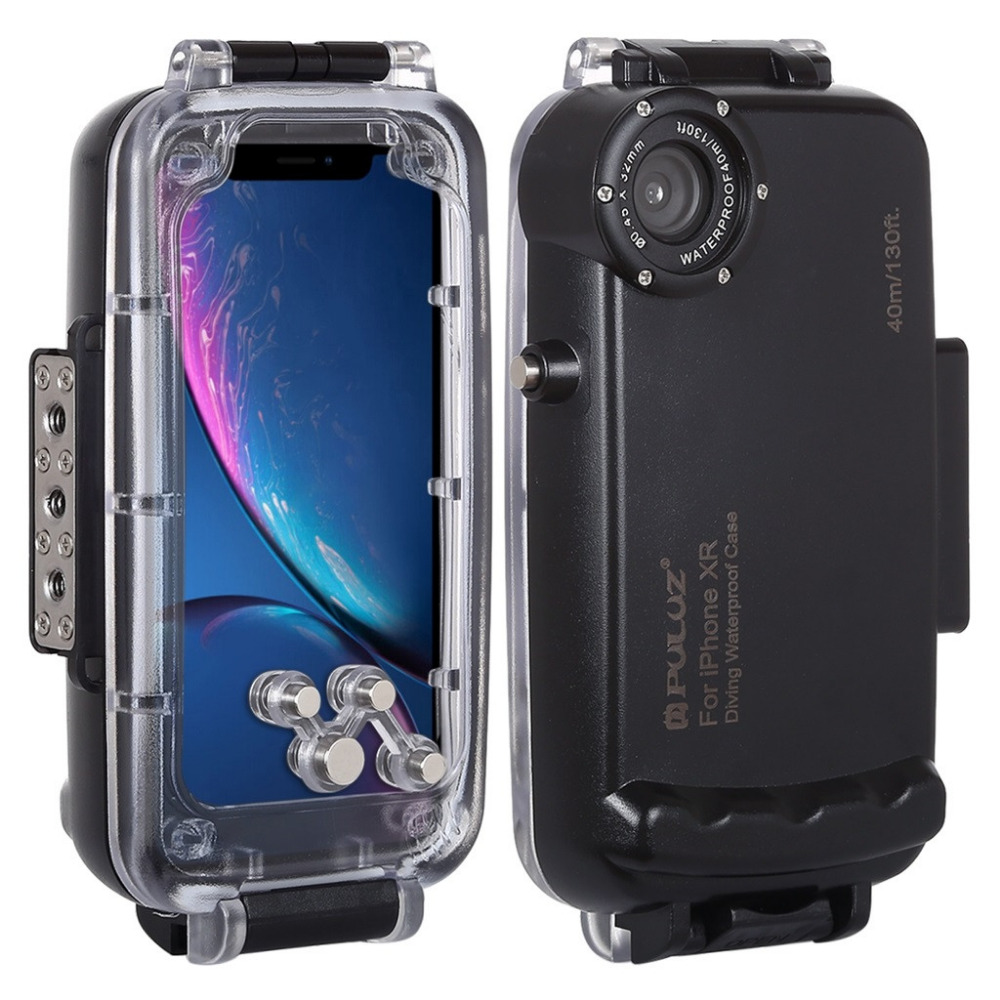 Diving phone shell 2019 For IPhone XR 6.1 Inch Diving Phone Protective Case Waterproof Swim Dive ShellDiving phone shell 2019 For IPhone XR 6.1 Inch Diving Phone Protective Case Waterproof Swim Dive Shell