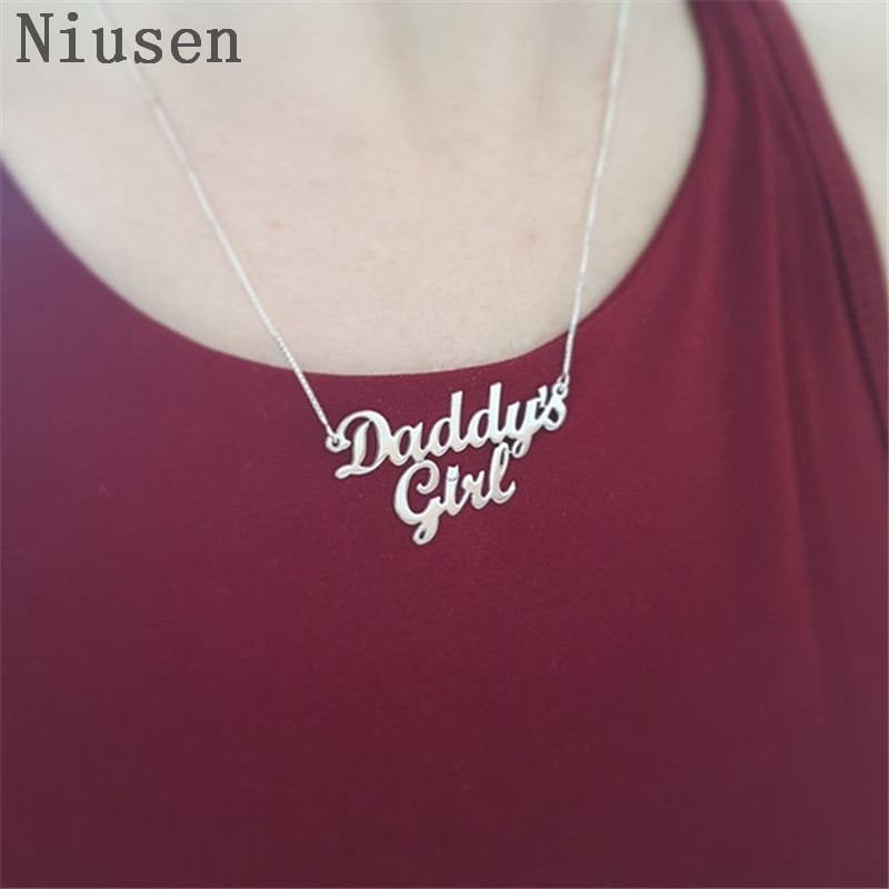 Gold-and-Silver-Plated-Daddy-s-Girl-Necklace-Personalized-Name-Necklace-Birthday-gift-with-Name-for (3)