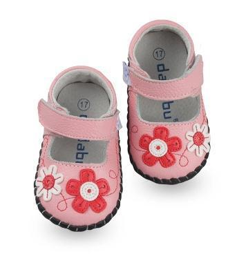 3 Colors 2016 Genuine Leather Baby Shoes Hand Work First Walkers Toddlers Infant Baby Girl Shoes Kids Soft Footwear 6-18 Month