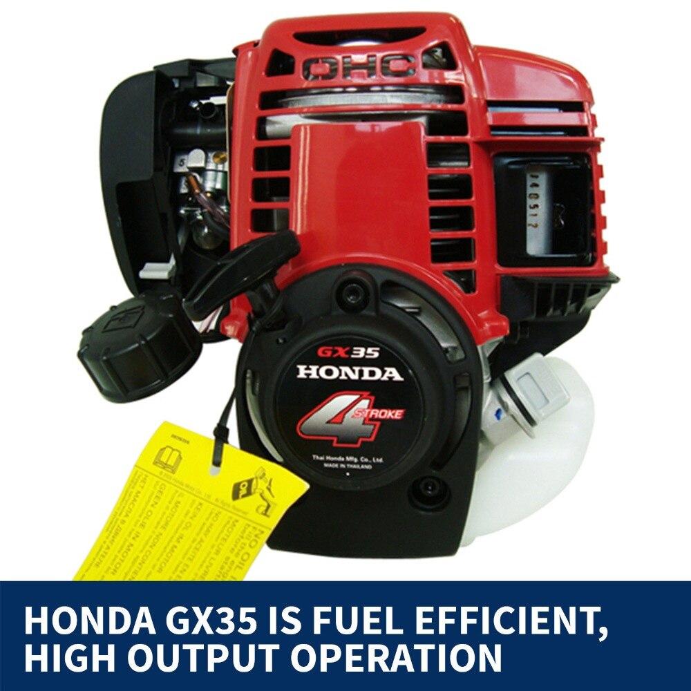 Gasoline 4 stroke engine petrol for brush cutter GX35 35.8cc CE