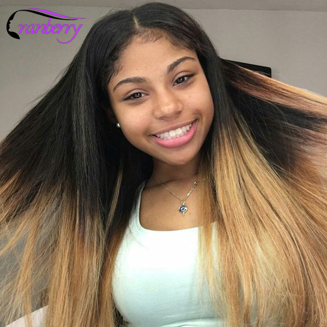 Malaysian straight hair ombre human hair weave extension 3 tone malaysian straight hair ombre human hair weave extension 3 tone t1b 4 27 30 best blonde pmusecretfo Images