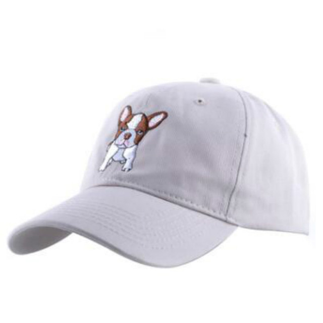 Sport Dog Patterned Cap