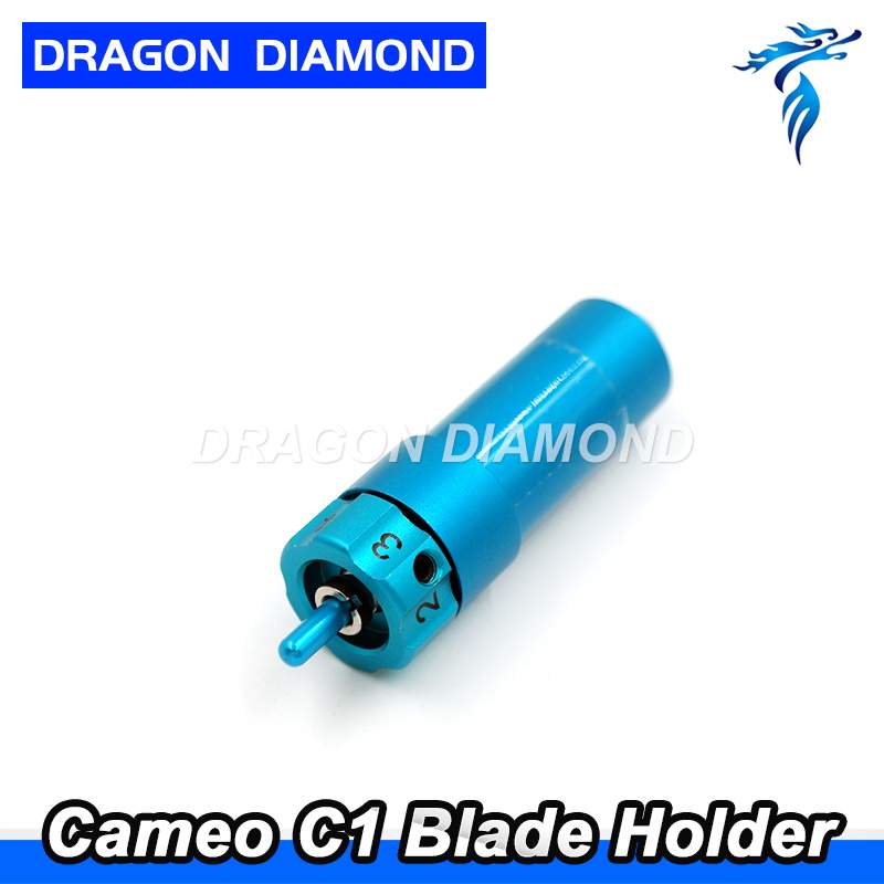 1pcs For Silhouette Cameo Roland blade Holder Cutter C1 Matched for Cutting p…