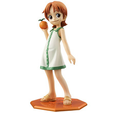 2017 Anime Figure One Piece 12CM  Nami Childhood ver. PVC Action Figure Collectible Model Toy one piece action figure nami kimono pvc figure 21cm one piece nami sexy gold kimono model toy figurine one piece nami doll