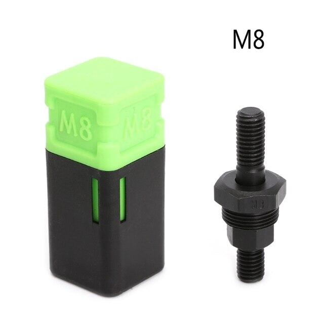 7x//kit Steel Riveting Tool Mandrel With Box M3//M4//M5//M6//M8//M10//M12 Riveter Parts