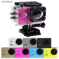 Impermeable DV Acción HD 1080 P Cámara Pro Videocámara Grabadora Cam MOYEAH