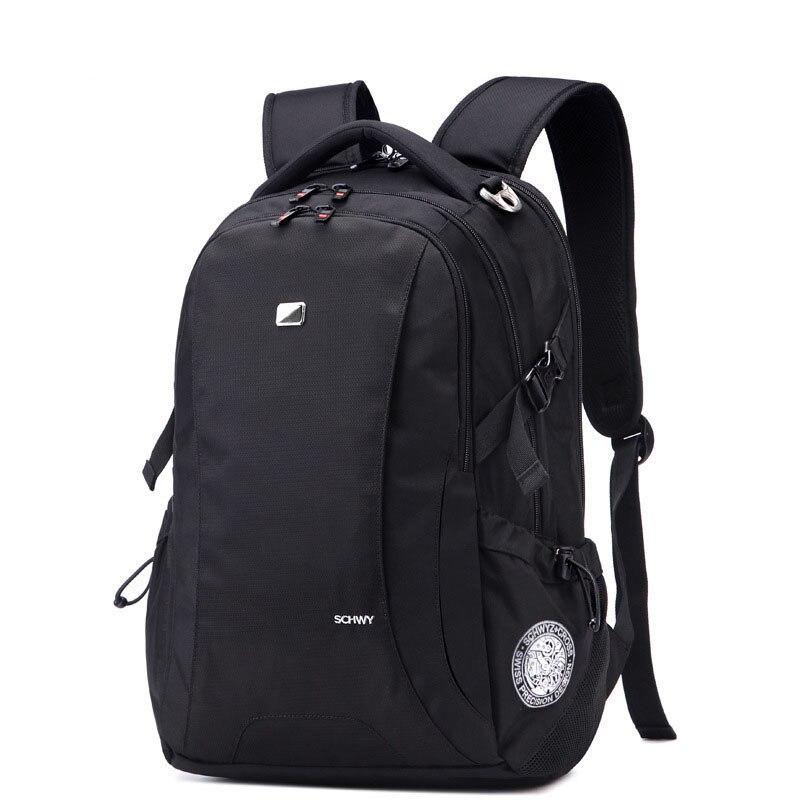 Casual Men Swiss Backpack Laptop Mochila USB Charging Travel Waterproof BagCasual Men Swiss Backpack Laptop Mochila USB Charging Travel Waterproof Bag