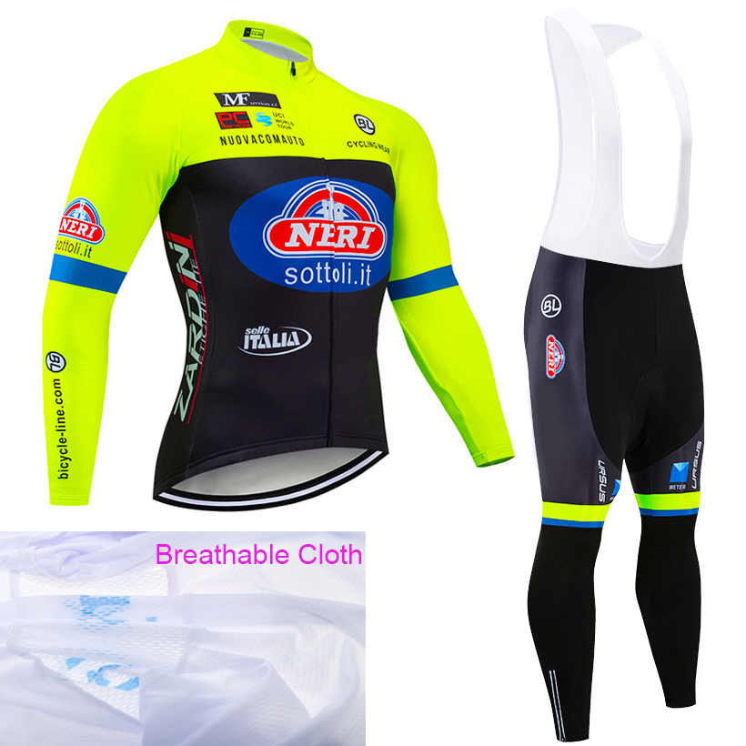 2019 sottoli ITALIA long sleeve cycling jersey bike pants suit Ropa Ciclismo mens quick dry pro bicycling wear Maillot clothing2019 sottoli ITALIA long sleeve cycling jersey bike pants suit Ropa Ciclismo mens quick dry pro bicycling wear Maillot clothing