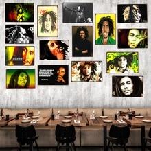 Rock Music Vintage Star Metal Tin Sign Wall Bar Pub Hotel Cafe Home Art Garage Craft Decor Cuadros DU-1655