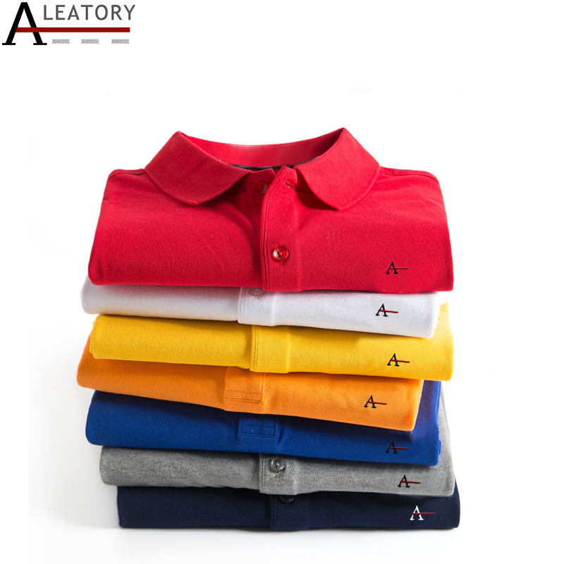 Reserved Aramy   Polo   shirt men camisa masculina tommis camiseta Short sleeved 100% cotton slim fit Bordados crocodil clothing