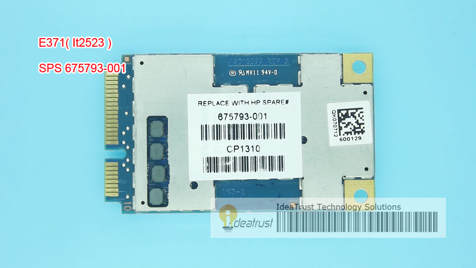 US $19 39 25% OFF|Unlocked Novatel Expedite E371 lt2523 675793 001 WWAN  Wireless Card For HP 2170p 2570p 8470p 8470w 8570p 6470b-in Network Cards  from
