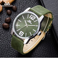 2016 Brand New Men's Watch Fashion Casual Quartz-watch Waterproof Men Watch Sports Relojes Hombre Leather Relogios masculinos
