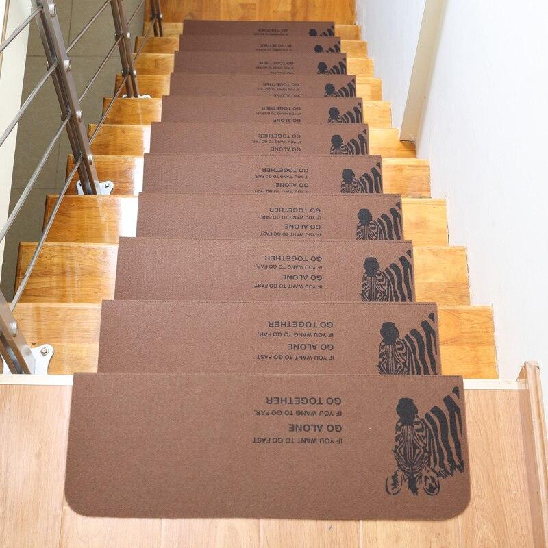 escaleras estera precioso zebra fox caliente alfombra de la sala alfombra cocinachina