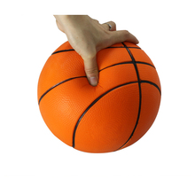 Ball Basketball for Kids Children Chastep Basketball Balls With No Air Bladder Toys for Boys 6 Inch 15cm Outdoor Fun & Sports