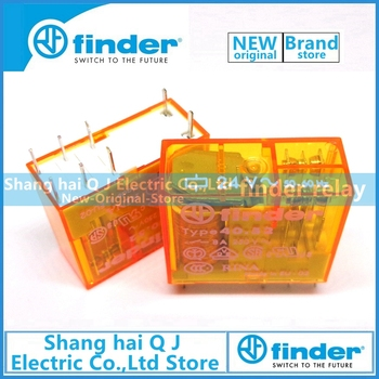 Brand new and original finder 40.52.8.024.0000 type 40.52 24VAC 8A relay