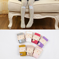2016 Autumn Baby Girls Tights Children Cotton Warm Pantyhose Kids Stocking For 0-5 Years