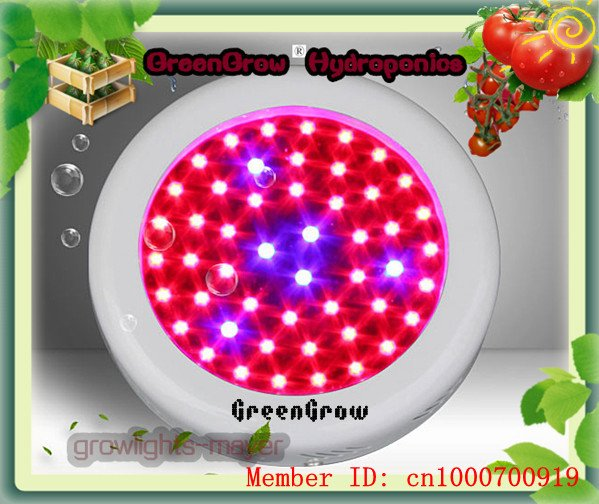 ФОТО free shipping 5band 50W(50*1W) Led Grow Light,Better for flowering lighting,high quality with 3years warranty,dropshipping