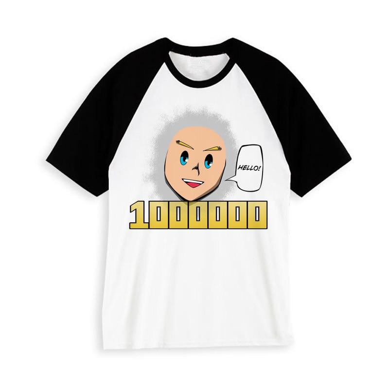 100000 Boku No Hero Academia Shirt