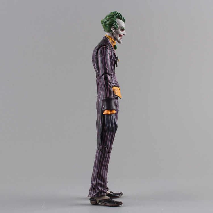 """DC Бэтмен, Джокер ПВХ фигурка Коллекционная модель игрушки 7 """"18 см"""