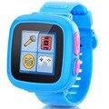 Juego de la pantalla táctil smart watch for kids niños reloj smartwatch con alarma de gestión de la salud feliz año nuevo regalo de los chrismas ok520