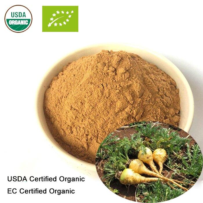 Usda Und Eg Zertifiziert Bio Maca Extrakt 10:1 Macamide BüGeln Nicht Schönheit & Gesundheit