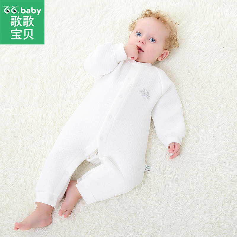 winter baby boy girls rompers clothes newborn baby romper long sleeve white baby winter jumpsuit. Black Bedroom Furniture Sets. Home Design Ideas