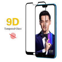 9D Tempered Glass Film For Huawei honor 10 9 lite v9 On The 8X max Anti-scratch film