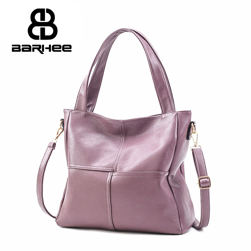 BARHEE Luxury Handbags Women Bags Designer Brand Famous Shoulder Bag Female Tote for Office Ladies PU Leather Big Fashion Bags women handbags ladies shoulder messenger bags women tote bag famous brand handbag luxury designer high quality female casual bag