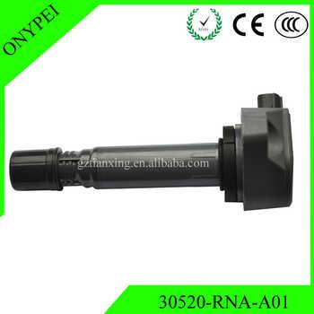 4 pcs 30520-RNA-A01 099700-101 New Ignition Coil For Honda Civic 2006-2011 1.8L UF582 C1580 UF-582 30520 RNA A01 30520RNAA01