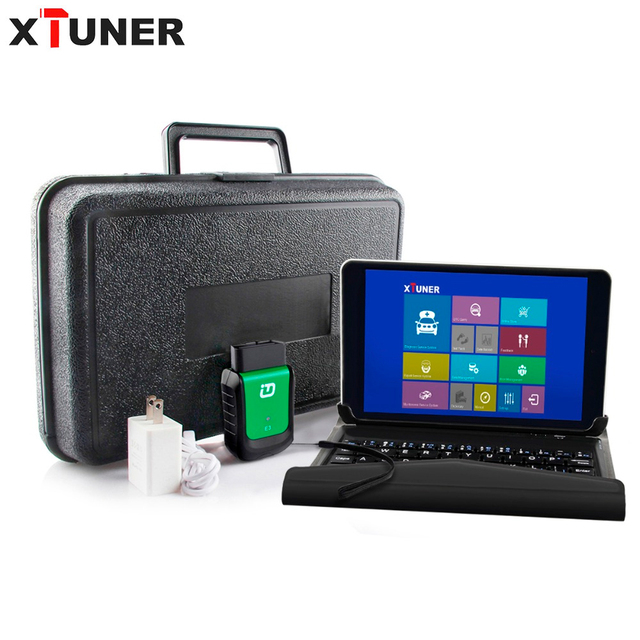 Special Offers Original XTUNER E3 wifi V9.2 with 8 inch Tablet Full System OBDII Diagnostic Scanner support multi-language diagnostic tool obd2