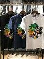 Dsq camiseta unisex hombres y mujeres camiseta de la manera