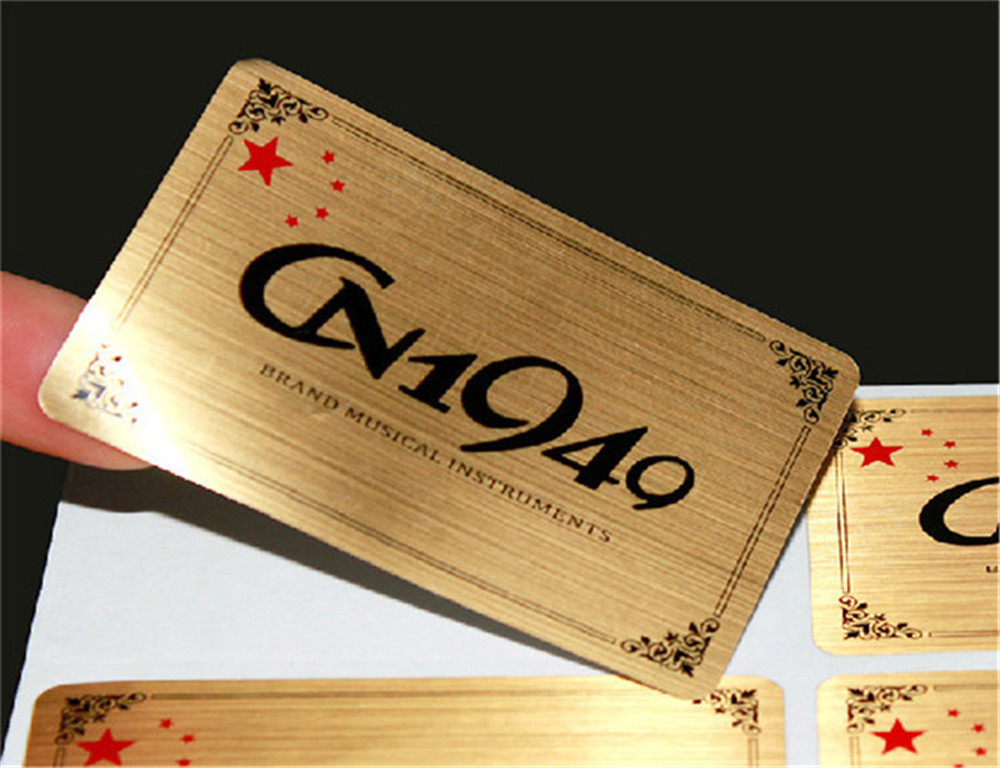 Compare Prices On Custom Gold Foil Sticker Label Online Shopping - Custom gold foil stickers