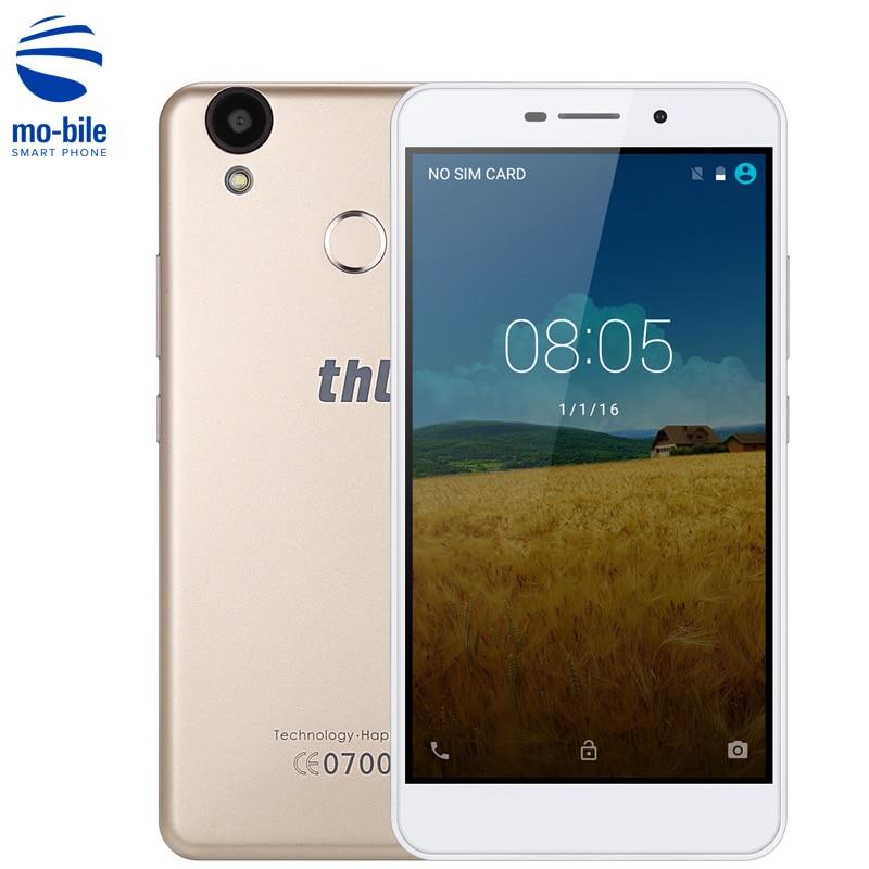 bilder für Ursprüngliche thl t9 pro 5,5 zoll mt6737 quad core android 6.0 4G LTE Handy Fingerabdruck 2 GB RAM 16 GB ROM Smartphone 3000 mAh