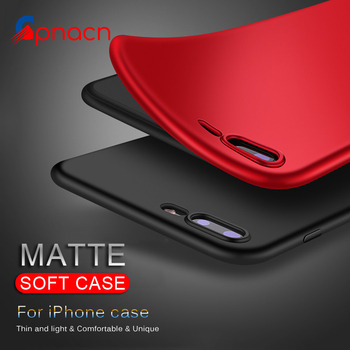 Luxury soft TPU Silicone case For iPhone 8 7 Plus 6 6S X cover cases For iPhone 6 6S Plus 7 Plus 8 Plus X case Cover Coque