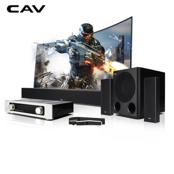 CAV AL210 Home Theater 5.1 Sets Column DTS Trusurround Sound Subwoofer Dynamics Music Center Speaker Home Theater Sound System