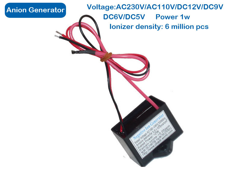 Ion Generator Diy
