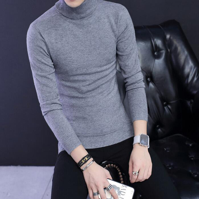 Aliexpress.com : Buy The new fall sweater Slim round neck sweater ...