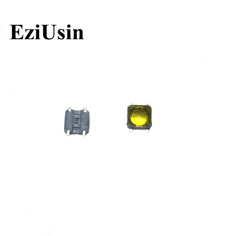 Lights & Lighting Logical Eziusin 3*3*0.8 Mini Membrane Keyboard Touch Button Micro Switch Little Thin Film Keyboard Metal Dome Preventing Hairs From Graying And Helpful To Retain Complexion Lighting Accessories