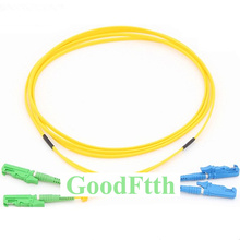 Fiber Patch Jumper E2000/APC E2000/UPC SM Duplex GoodFtth 20 50 m
