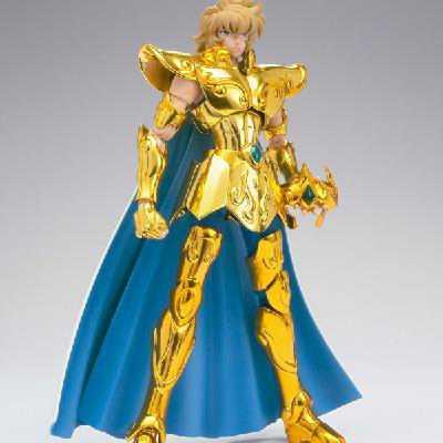 IN-STOCK Metal Club MC Metalclub EX Leo Aioria Model Saint Seiya Metal Armor Cloth Myth Gold Action Figure